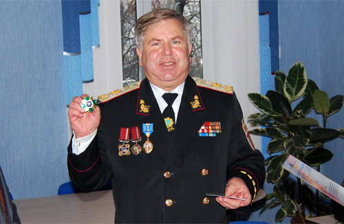 Гетьман УРК Анатолій Шевченко