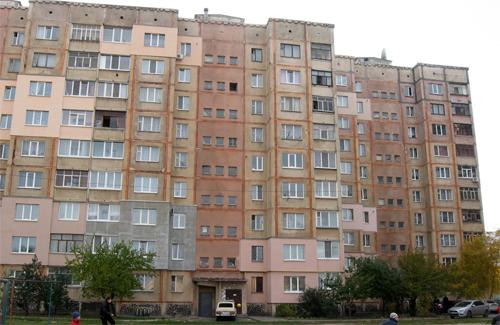 Дом по ул. Освитянской, 5