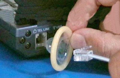 Безопасное подключение к интернету