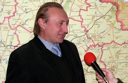 Александр Залужный