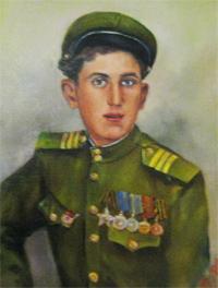 Йосиф Гофман. Портрет