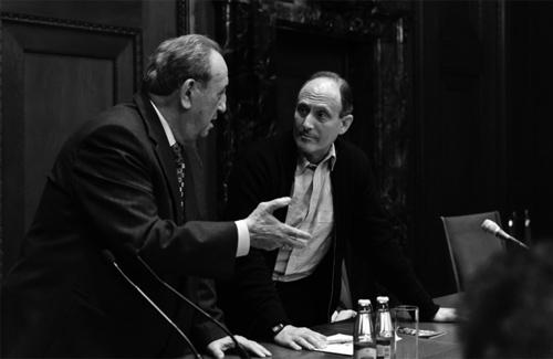 Через 65 лет Йосиф Гофман вновь в Нюрнберге