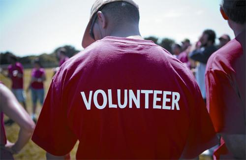 Сегодня отмечаем Международный день добровольцев