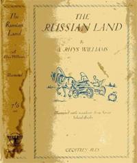 Книга Альберта Вильямса «Русская земля»