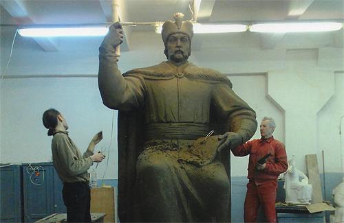 Памятник Ивану Мазепе