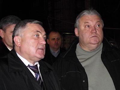 Віктор Животенко та Олексій Андрієнко