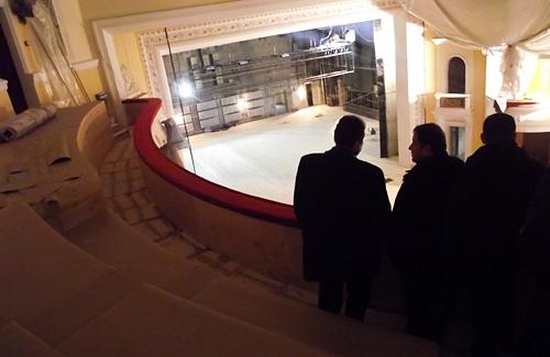 Театр імені Гоголя відкриють за тиждень до Нового року