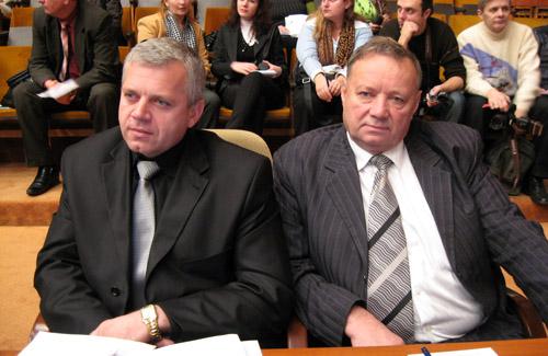 Олександр Коваленко, Іван Гальченко
