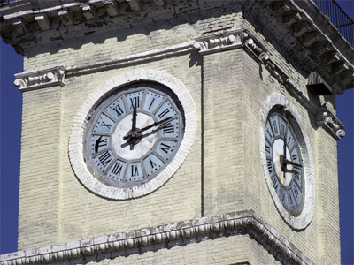 Годинник «полтавського біг-бена»