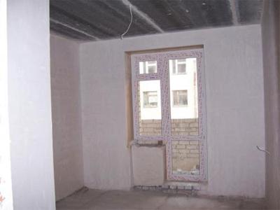 Установка балконних дверей у новобудові