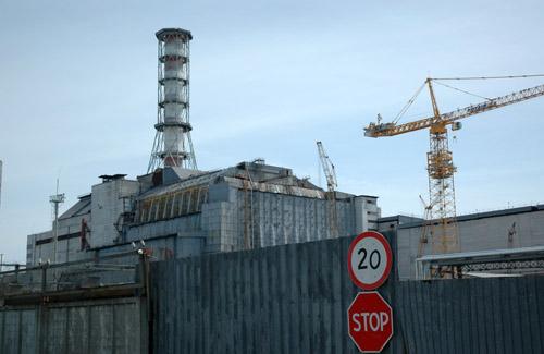 4-й блок Чернобыльской АЕС