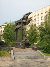 Жертвам Чорнобиля