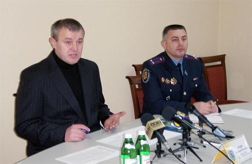 Олександр Рудяк та Юрій Сулаєв
