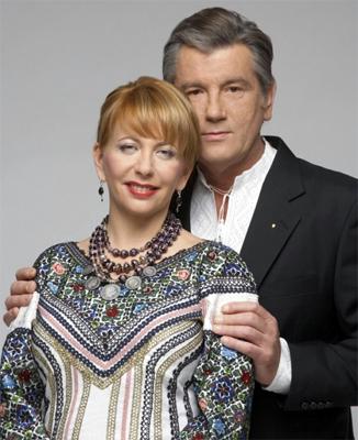 Катерина Ющенко поширювала культуру вишиванки навіть у політичних верхах