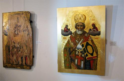 Ікона Святого Миколи-чудотворця