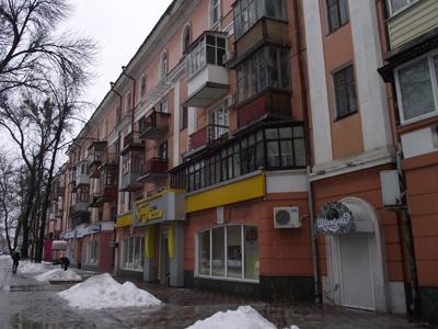 Дом по улице Октябрьская, 46 в Полтаве
