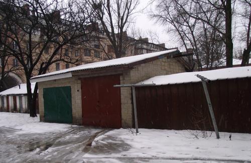 «Проблемные» гаражи