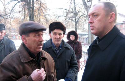 Анатолий Мельник, Валентин Соборев, Александр Мамай