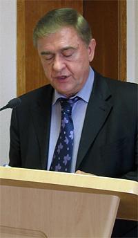 Володимир Шапошніченко