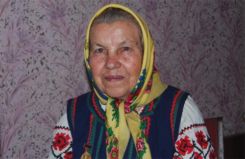 Софія Ягодка