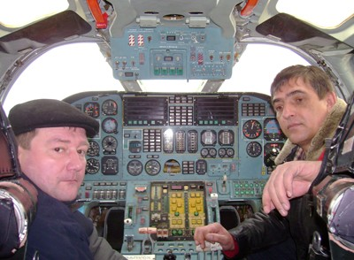 Александр Бородай и Александр Горобей