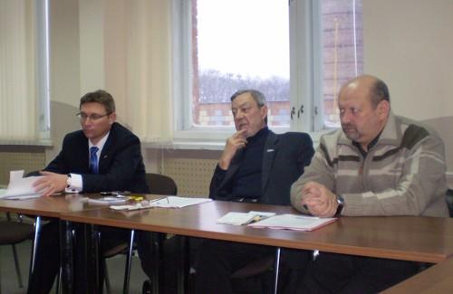 Зустріч представників виборчих штабів