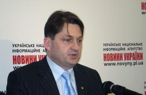 Олександр Русін, заступник Полтавського міського голови