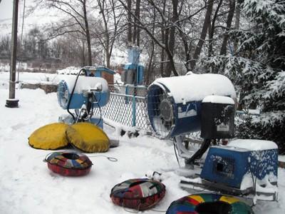 Системы создания искусственного снега
