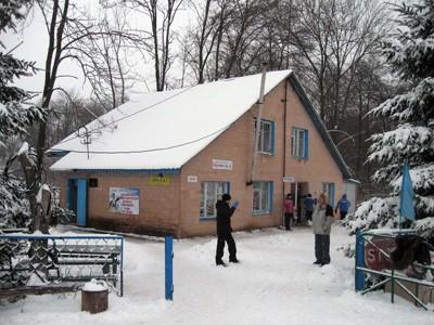 Прокат лыж на горнолыжной базе «Сорочин Яр»