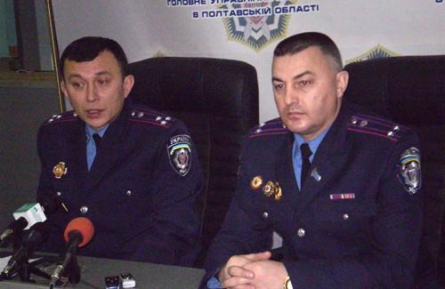 Віталій Хан та Юрій Сулаєв