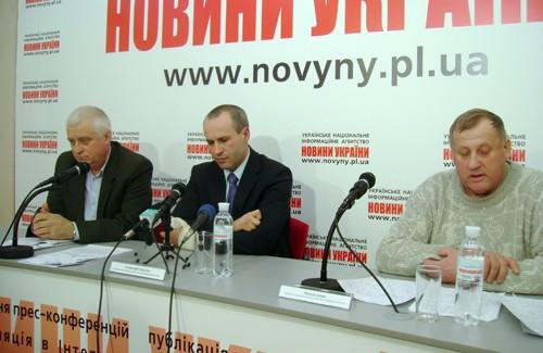 Володимир Науменко, Геннадій Сікалов та Микола Алікін