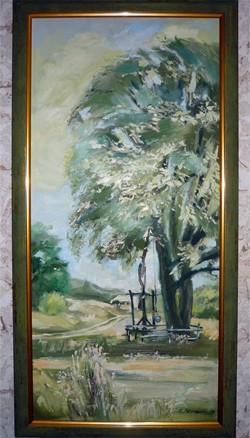 Картина Марини Леонович