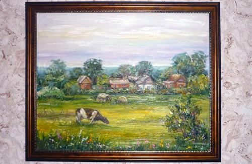 Картина Олени Шелімовець