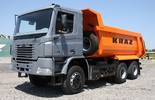 Бескапотный «КрАЗ-С20.0»