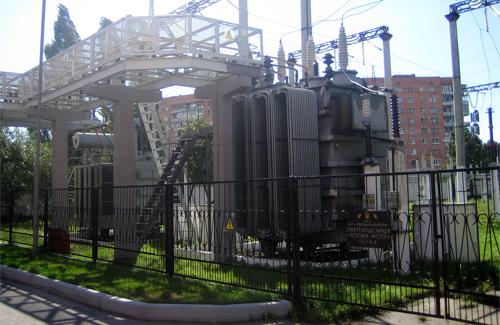 Электроподстанция «Полтава-місто»