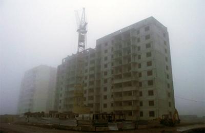 Будівництво житла соціального призначення на вулиці Марії Башкірцевої