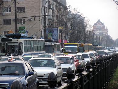 Рух тролейбусів у Полтаві було паралізовано