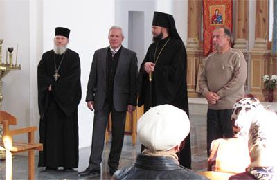 Валерій Асадчев під час виступу «Почайни» у Полтаві