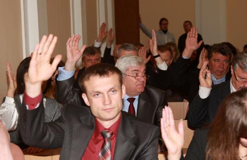 Депутати Полтавської міськради затвердили міський бюджет