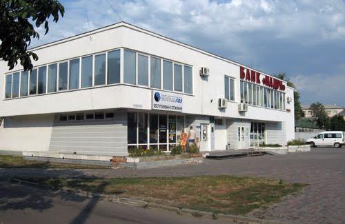 Банк «Надра» в Полтаве