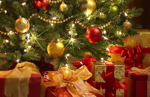 Вітання з новим роком та різдвом від
