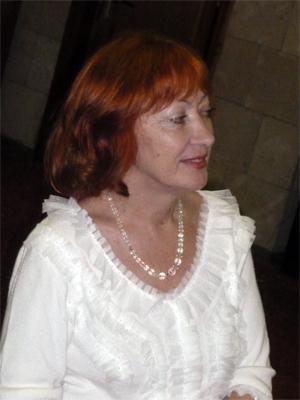 Галина Вікторова