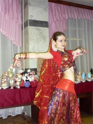 Танцівниця «Шанті»