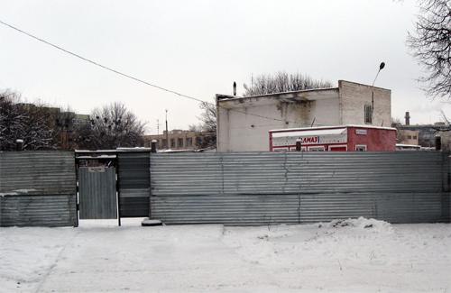 Будівництво на вулиці Г.Сталінграда, 3
