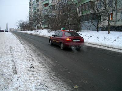 По бульвару Щепотьева автомобили теперь могут ездить, не рискуя