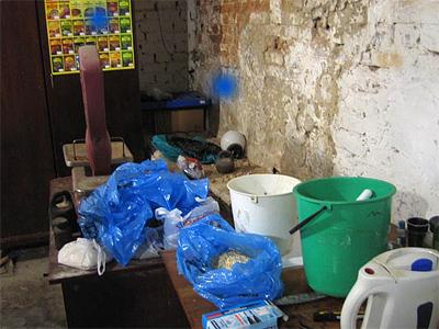 Продукти зберігалися зберігалися у жахливих санітарних умовах