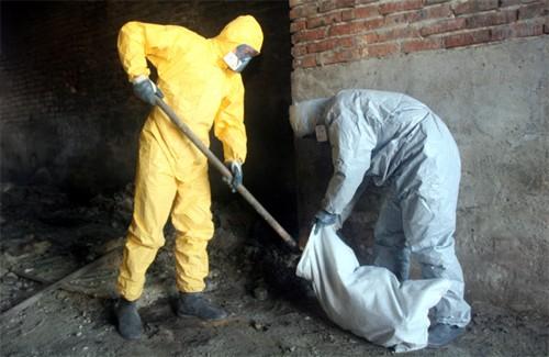 Утилізація пестицидів