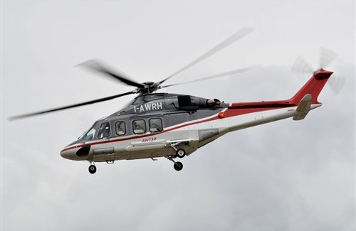 Вертолет Виктора Януковича