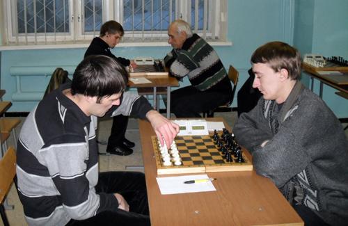 Чемпионат Полтавы по шахматам