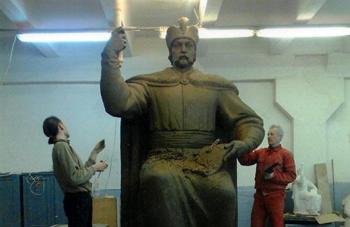 Пам'ятник Івану Мазепі для Полтави